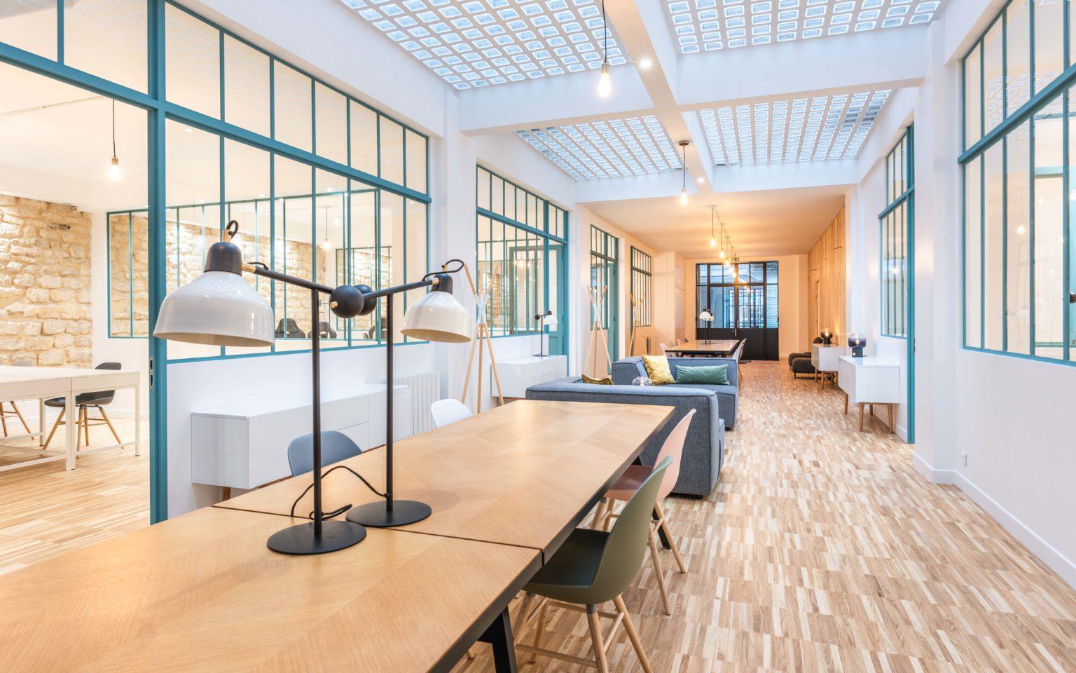 Bureaux à vendre Rue Chanzy Paris 11ème